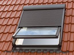 Okno dachowe z roletą - Sterowanie z KNX
