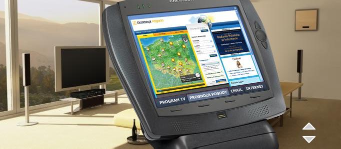 Internet i telekomunikacja - Inteligentny dom