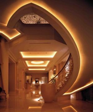 Sterowanie oświetleniem LED
