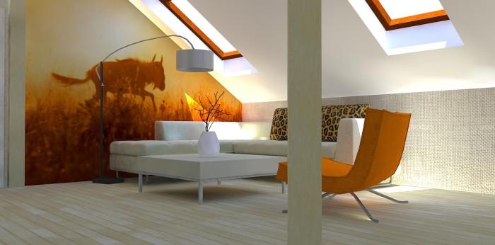 Sterowanie oknami i  roletami dachowymi w inteligentnym domu