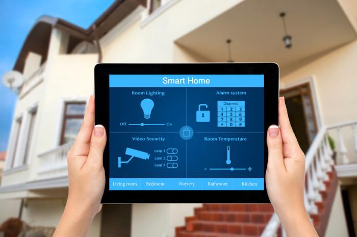 Inteligentny dom - Zdalne sterowanie domem