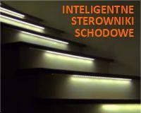 Inteligentne oświetlenie schodów - Inteligentny sterownik schodowy LED