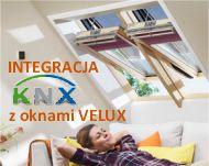 Okna dachowe Velux - Integracja z KNX/EIB