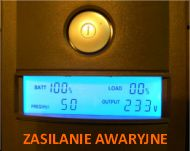 Zasilanie awaryjne - Inteligentna instalacja elektryczna -Inteligentny dom