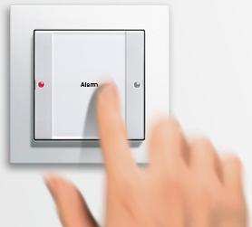 Przycisk paniki. Bezpieczeństwo w inteligentnym domu.